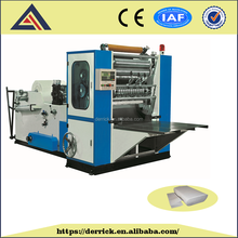 2016 best quality hot sale for hand towel v fold tissue paper machine