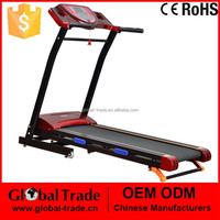 H0163 Home Use Foldable Motorized Treadmill Sport Track Running Machine