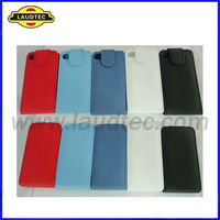 For iPhone 4 Leather Case Flip Cover For iPhone 4 4S,Stock Promotion