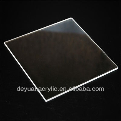 High quality Customized anti-static acrylic sheet 3mm thick