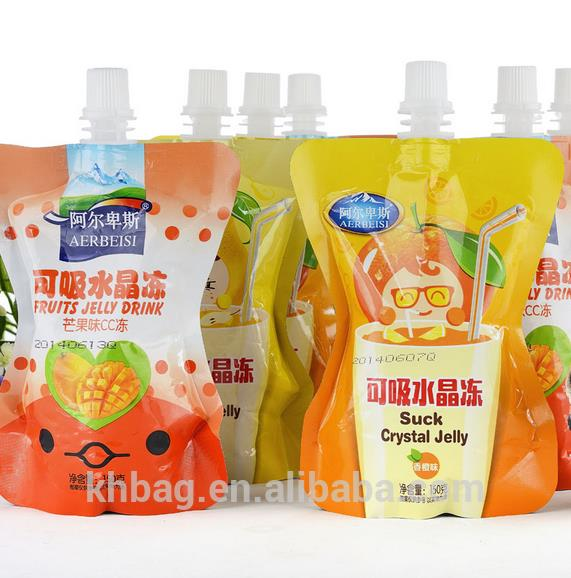 Professional food packaging pouch for chemical liquid with CE certificate