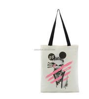 Best Selling Product Custom Design Cotton Promotional Bag For Women