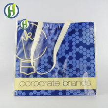 2017 BSCI Audited Factory Eco-friendly Colorful Printed Lamination Non Woven Bag Non Woven Shopping Bag