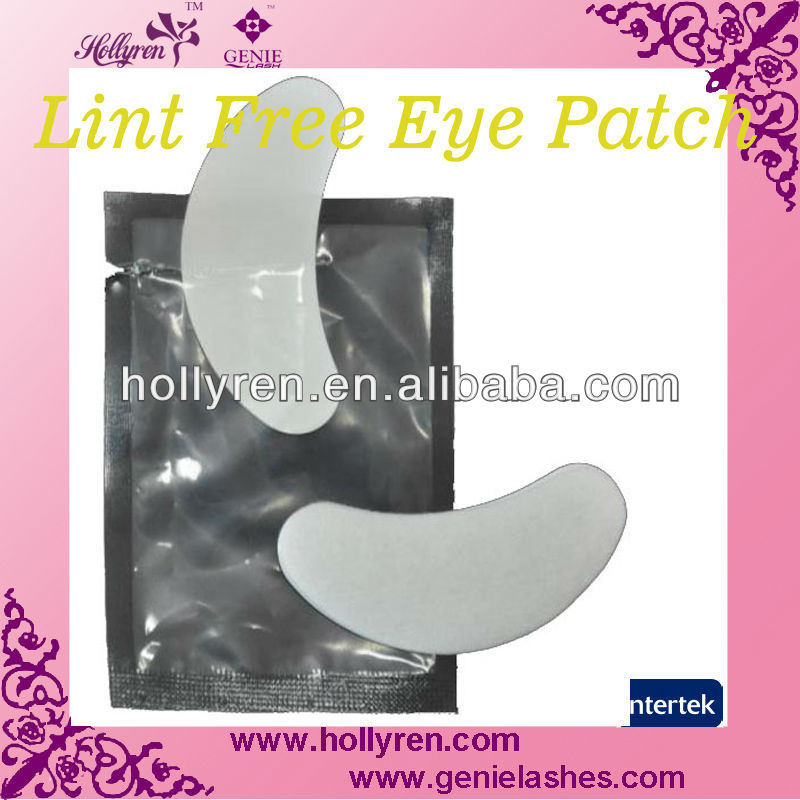 High Quality False Eyelash Lint Free Eye Gel Patch/Pads