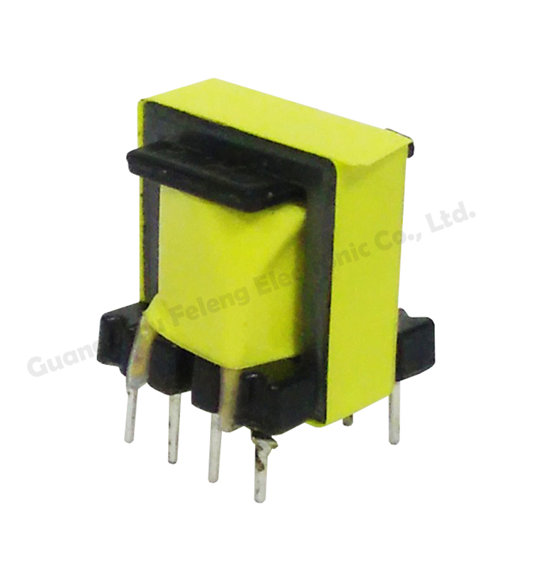 ee10 horizontal bobbin in transformers for eer core high frequency transformer