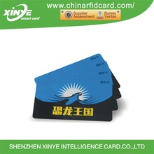 1K Blank PVC Rfid Reader 13.56mhz MIFARE Classic (R) MF1s50 Programmable RFID Card