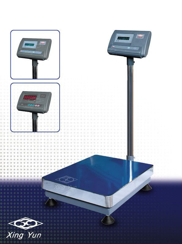 500kg platform weighing scale bench scale 50g