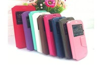 High-end material for 4.5/5.0/5.5 inch Android universal mobile phone leather case