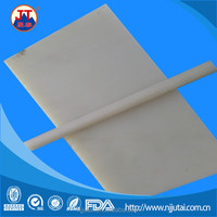 Good quality factory manufacturer white hdpe sheet and rod