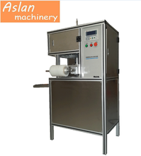 automatic PE film soap packing machine/plastic film soap wrapping machine/stretch film soap packaging machine