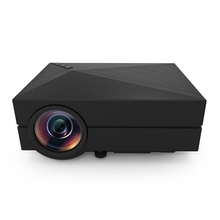 Supported Resolution 1920x1080 pixels mini led projector, mini led video projector from shenzhen factory