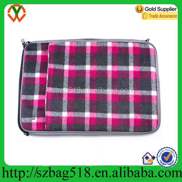 Wool Laptop Computer Sleeves Notebook and Tablet Sleeve