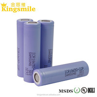 2015 New arrival 18650 li ion 3.6V 2200mah 22P 22P M samsung sdi 10A high discharge power battery