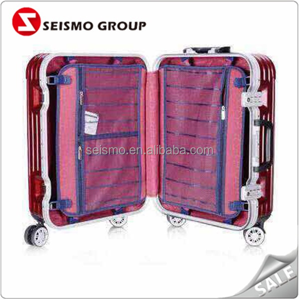 portable luggage wheels luggage secret compartment