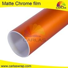 Car Wrapping matte chrome for car wrap prices only 85 dollars