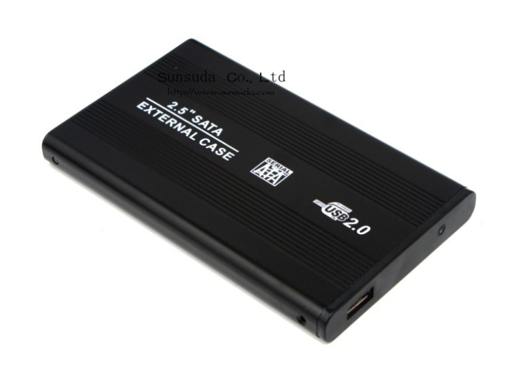USB 2.0 SATA External 1TB 2.5 INCH Network Attached Storage Device HDD Case