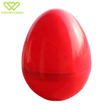 Hot sale Colorful Giant Plastic Easter Eggs