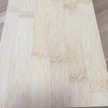 3 ply of bamboo furniture board with horizontal carbonized color