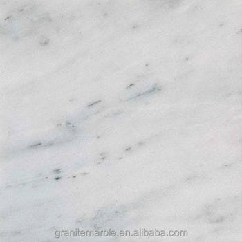 Imperial white marble tile for marble floor and skirting tile with low price
