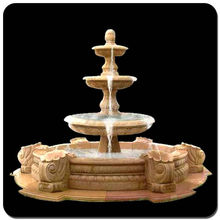 Marble Fountain Decoration VMF-N030V