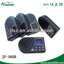 new model JF-360B hunting bird sound mp3 player
