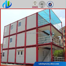 Modular new design prefabricated container house
