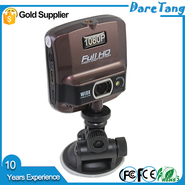 100% quality testing 2.4 inch mini car camera dvr video recorder <strong>A08</strong>
