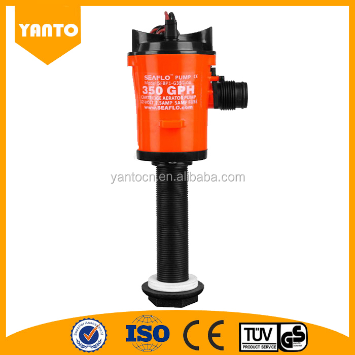 High Quality low pressure Bilge Pump/water pump with CE certification