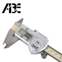 0-150mm Digital Vernier Caliper Readout Measurement For Internal Diameter/Outside diameter/Depth/Step