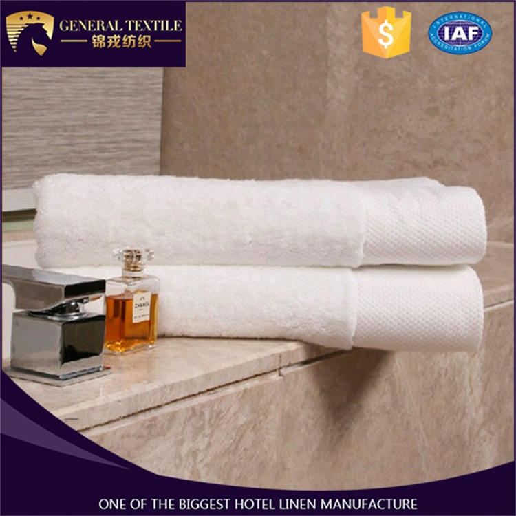 High quality cotton bath towels made in nantong China with good price