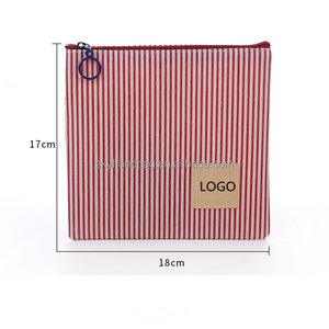 Hot selling makeup bag polyester cosmetic bag for promotion gift