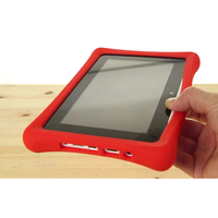 Impact resistant silicon case for 7 kids tablet Drop Resistance shock proof kids 7 tablet case for Na Bi