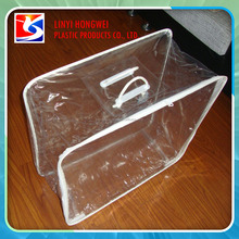 Plastic PVC Wire Bag For Quilt/Blanket_Bedding Packaging