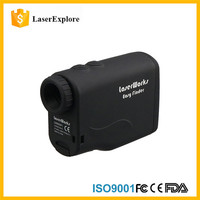 600SPI black color cheap price Pinseeker long distance rangefinder golf with 1 year warranty
