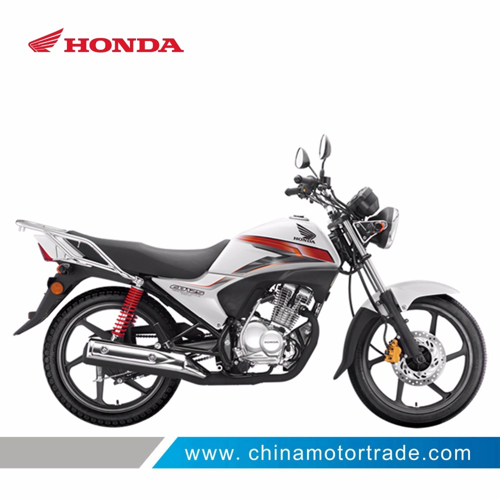 Brand New Honda Motorcycles Street CB 125 Chinamotortrade
