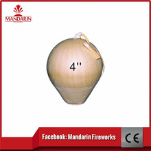 China fireworks supplier 3 inch 4 inch cylinder fireworks shell