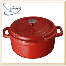 Hot!!! Popular Cookware Cast Iron enamelware wholesale