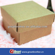 Manufacturer of kraft custom paper box/made in china shoes kraft paper box