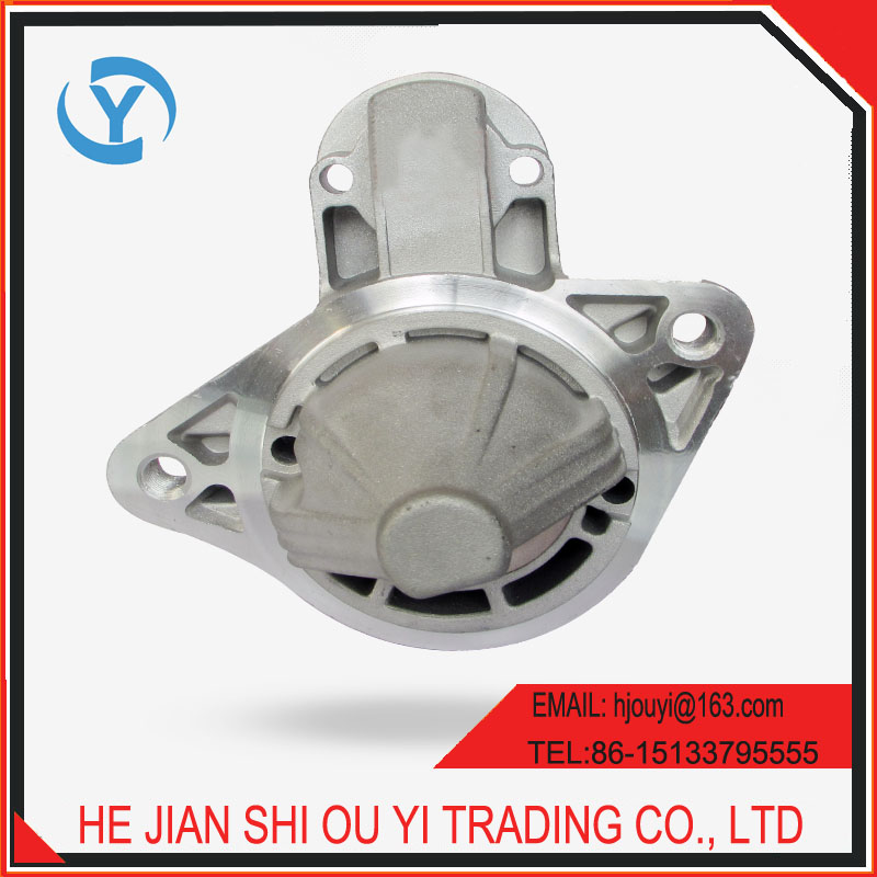 Precise Aluminum Motor Starter Casting Housing Cover Auto Spare Parts for Mitsubishi