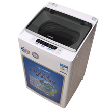 3D hand water Touch operation rust free mini fully automatic top loading automatic washing machine