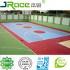 Seamless outdoor flooring silicon pu basketball court