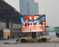 vehicle mounted led screens led pharmacy green cross led mobile advertising trucks for sale free xxx