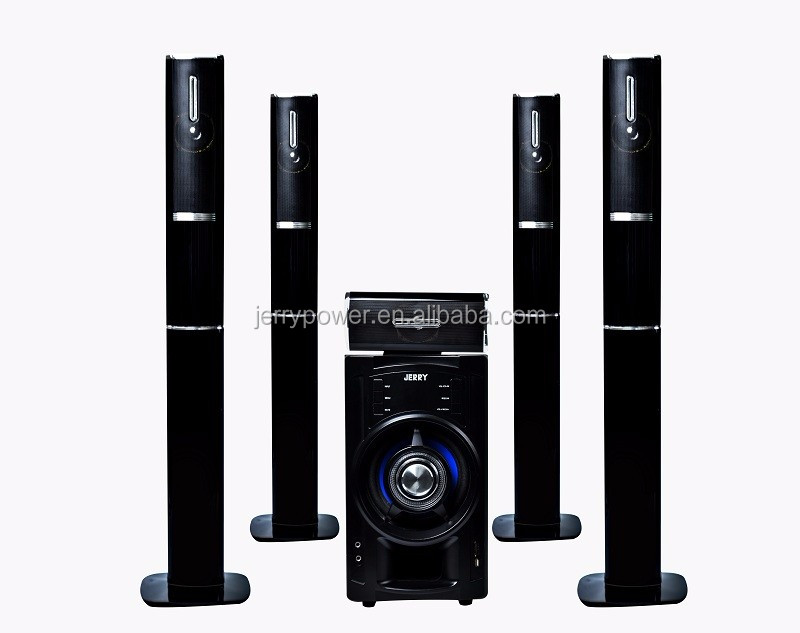 2016 new JERRY w box speaker design 7.1 home theatre system