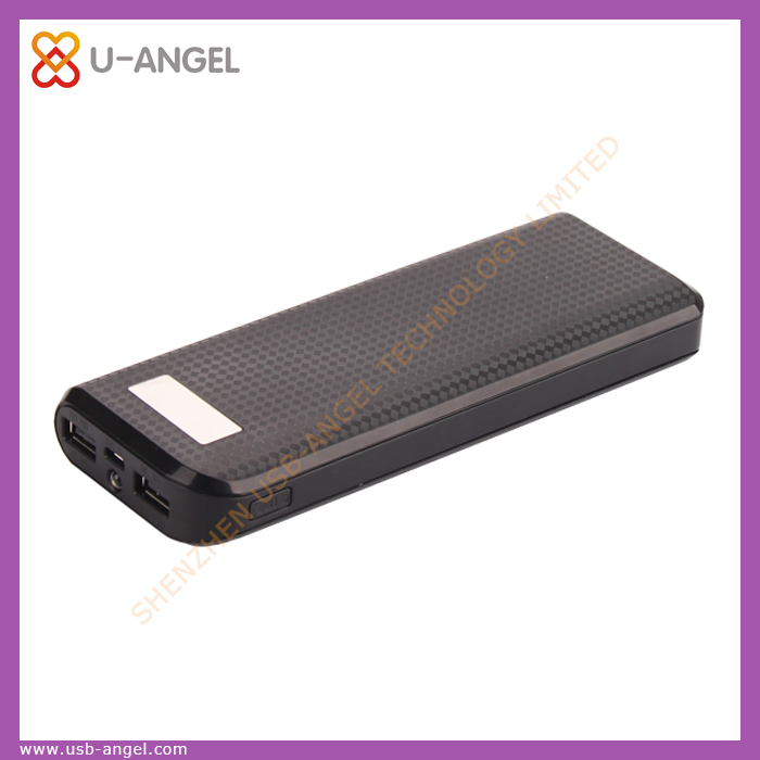 15000Mah 5v 1a Lithium universal charger portable power bank 15000 for iphone samsung htc nokia