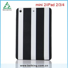 For iPad 2/3/4 Tab Silicone Back Protective Case, Soft Rubber Case For iPad 2/3/4