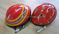 Kids in-mold bicycle/bike helmet
