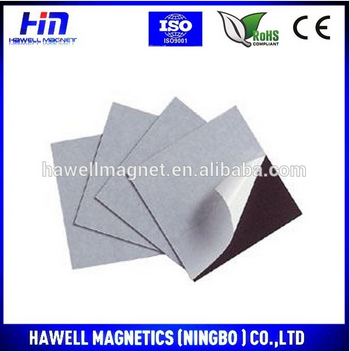 Sheet Shape and Soft Type magnetic paper sheets A4