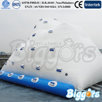 Inflatable Water Park Inflatable Floating Climbing Wall for Sale