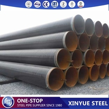 Petrochemical industry API 5L GR B SSAW STEEL PIPE with Good Quality