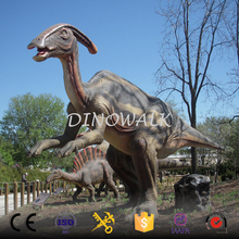 DW-0379 Waterproof 3D Dino Model T-Rex Animatronic Dinosaur